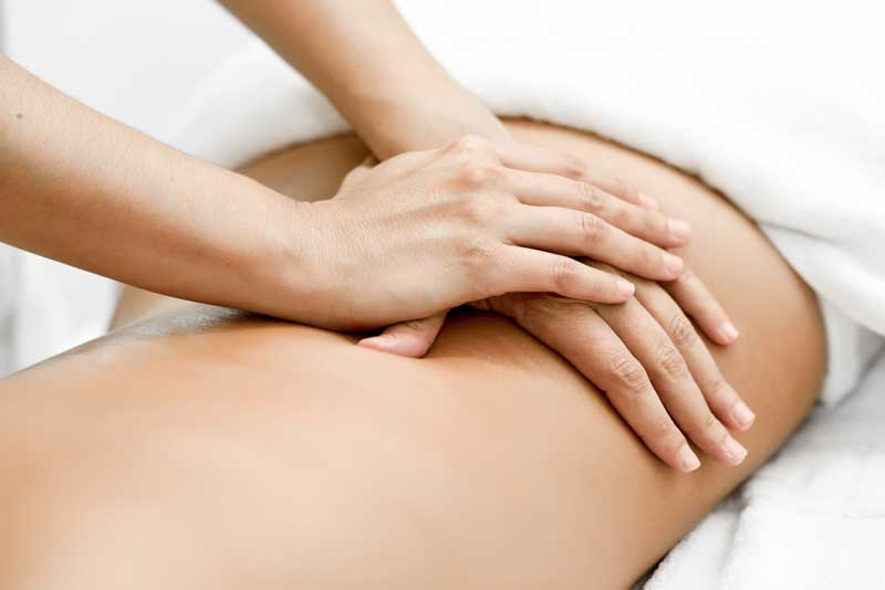 Masajes Descontracturantes en Cervical, Espalda y Cintura en Microcentro