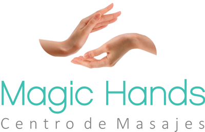 Logo Magic Hands Centro de Masajes Descontracturantes y Relajantes en Microcentro